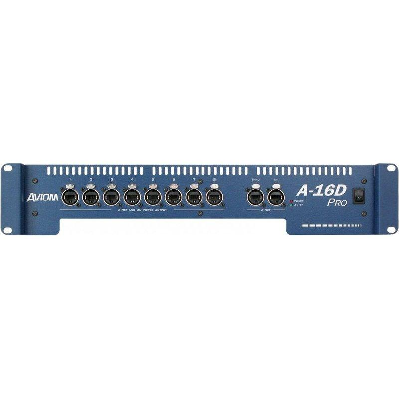 Avid Venue ANO A-Net Output Card compatible with Aviom® Pro16™ Series devices  фото 2