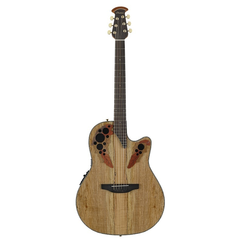 Электроакустическая гитара OVATION CE44P-SM Elite® Plus Celebrity® Mid-Depth - Spalted Maple