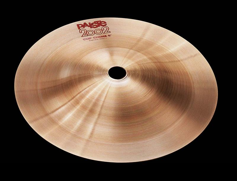 2002 Cup Chime Тарелка 5'', Paiste 0001069107