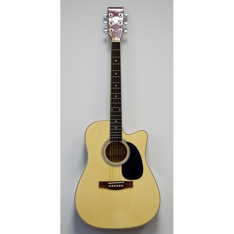 Homage LF-4121C Акустическая 6-струнная гитара 41