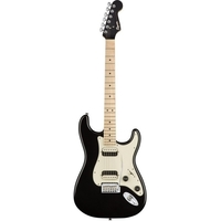Купить Электрогитара<br/>Fender Squier Contemporary Stratocaster HH, Maple Fingerboard, Black Metallic по лучшей цене