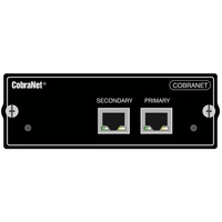 Купить Soundcraft Si Cobranet option card 32ch i/o card по лучшей цене