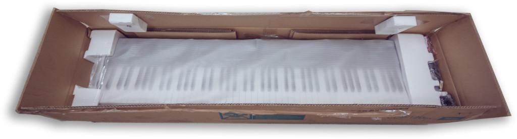 Упаковка casio cdp 120