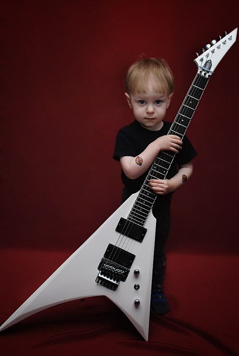 нуля на с научиться картинках в играть гитаре