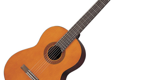 Обзор классической гитары Yamaha C-40