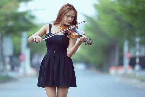 Как выбрать скрипку?