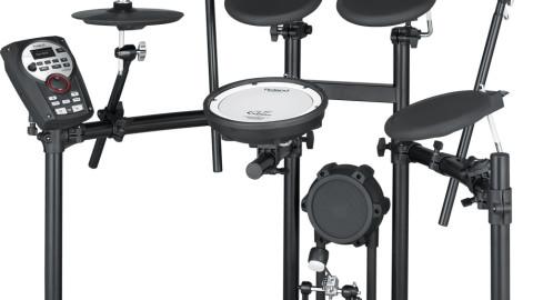 Обзор электронных ударных установок Roland V-Drums TD-11 и TD-15