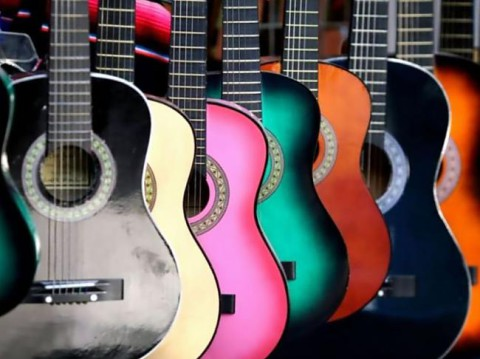 Как купить гитару и не ошибиться.