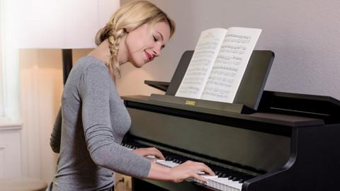 Гибридные фортепиано от Casio