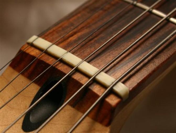 Порожки для гитары своими руками 124