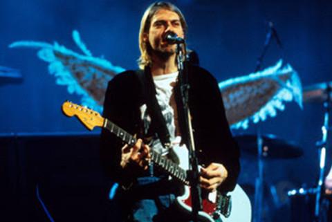Как Курт Кобейн модифицировал свою гитару