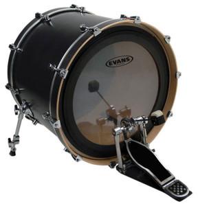 Бас-барабан и педаль