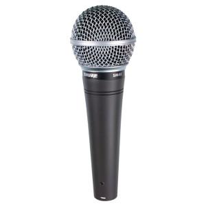 Динамический микрофон SHURE SM48-LC