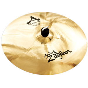 Тарелка типа crash ZILDJIAN 17` A` CUSTOM CRASH