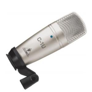 Конденсаторный микрофон BEHRINGER C-1U
