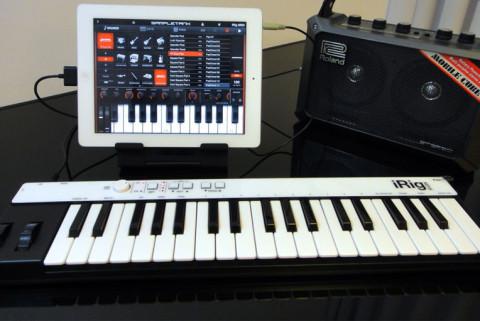 Как выбрать миди клавиатуру