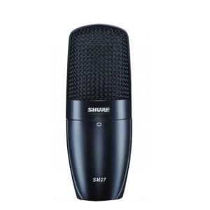 Конденсаторный микрофон SHURE SM27-LC