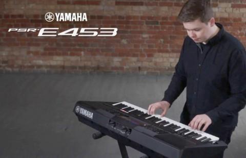 Популярные модели синтезаторов Yamaha