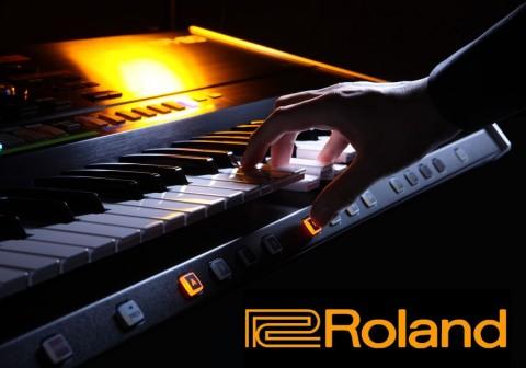 Roland – лидер рынка музыкального оборудования