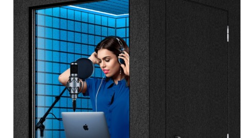 Звукоизоляционная кабина (вокальная кабина) что это?