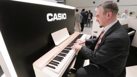 Дебют цифровых фортепиано PX-S1000 и PX-S3000 от Casio на NAMM