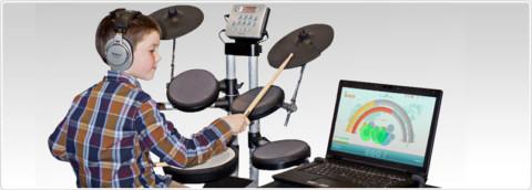 Выбираем барабанную установку для ребенка