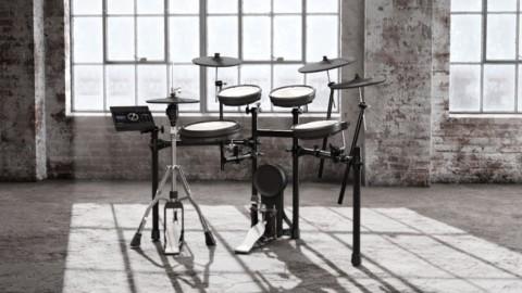 Электронная ударная установка Roland TD-17– насколько она хороша?