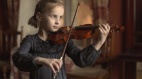 Как выбрать скрипку для музыкальной школы