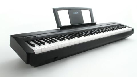 Цифровое пианино Yamaha P-45 достоинства и недостатки