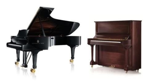 Разберемся, чем отличается пианино от фортепиано
