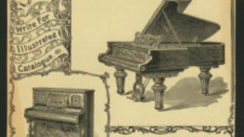 Кабинетные рояли «Weber»