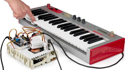 Делаем синтезатор своими руками