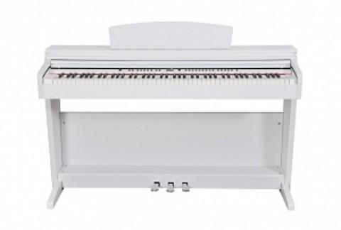Бюджетные белые цифровые фортепиано