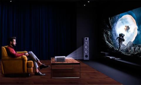 Лучшие проекторы для домашнего кинотеатра