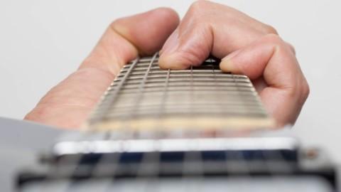 Мозоли и боль от гитары