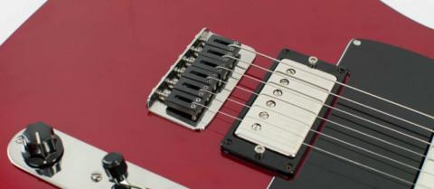 Бридж на гитаре