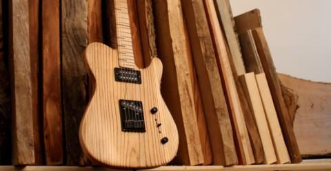 Выбираем дерево для гитары