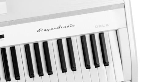 Цифровое пианино Orla Stage Studio White достоинства и недостатки