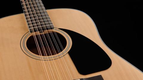 О настройке 12 струнной гитары