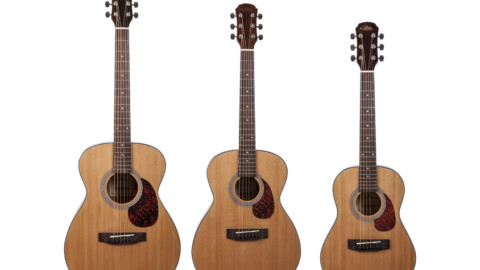 О размерах гитар