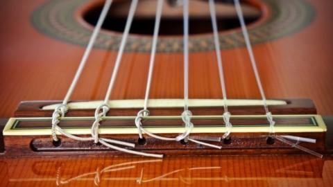 Выясним, можно ли на акустическую гитару ставить нейлоновые струны
