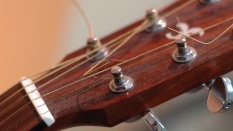 О расстроенной гитаре