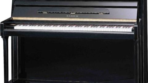 SAMICK JS118D – плюсы и минусы акустического пианино