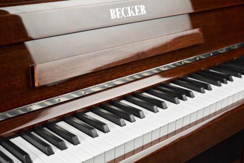 Выбираем цифровое пианино Becker