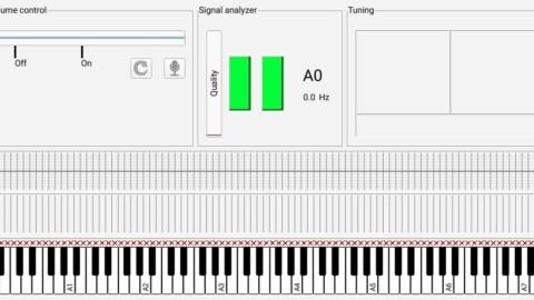 Настройка цифровых пианино