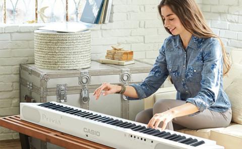 Обзор цифрового пианино Casio PX S1000
